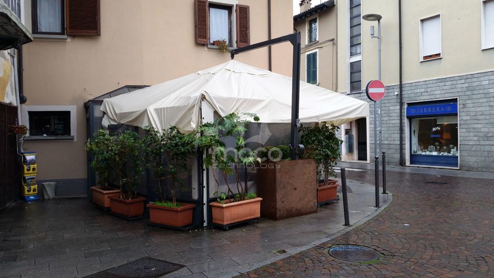 Gazebo Per Bar E Ristoranti.Il Gazebo E Le Sue Alternative Per Bar E Ristorazione Maco