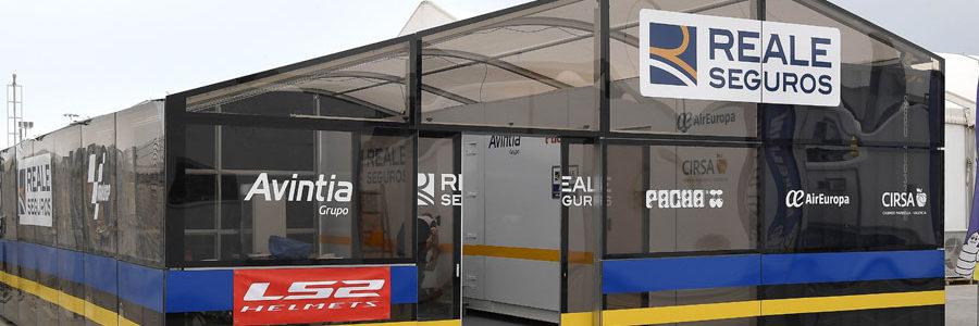 Strutture temporanee hospitality per il mondo Motorsport