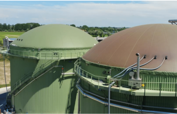 coperture biogas