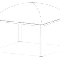 Copertura a cupola