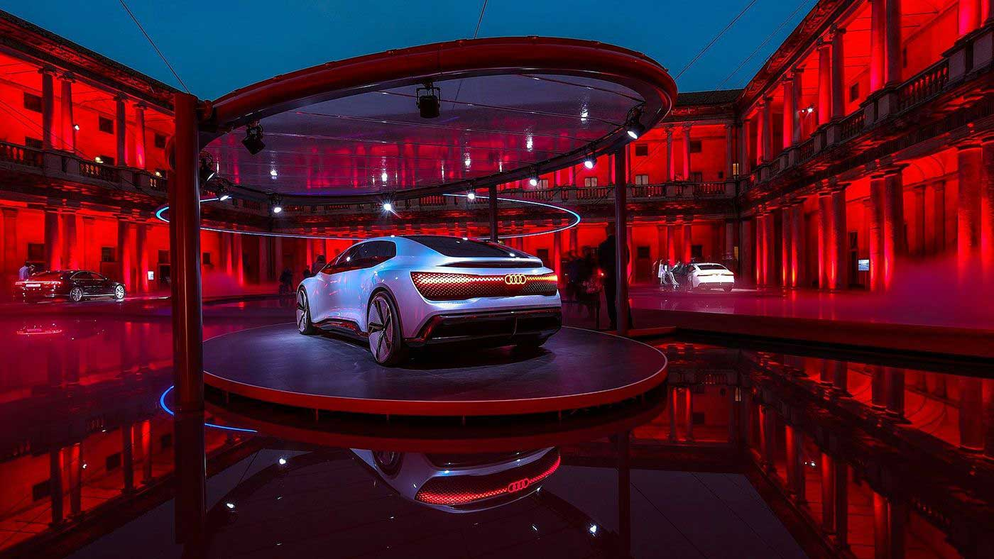Audi City Lab - Fuorisalone 2018